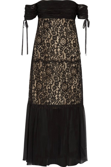 Rachel Zoe Arlene Lace Gown Dress Image 7