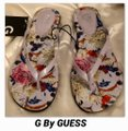 G by guess purple Sandals