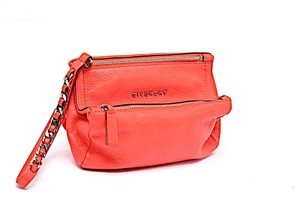 Givenchy Pandora Wristlet in RED
