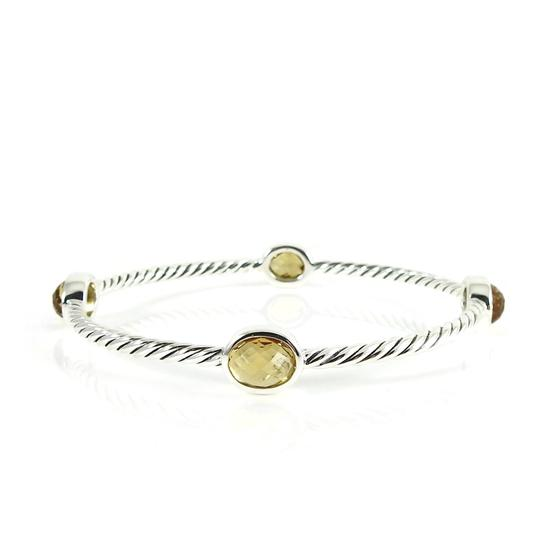 Preload https://img-static.tradesy.com/item/26155710/david-yurman-silver-sterling-citrine-4-stone-bracelet-0-0-540-540.jpg