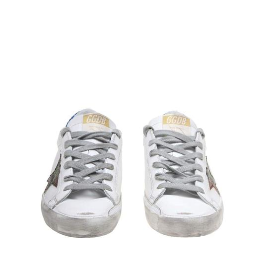 Golden Goose Deluxe Brand Sneakers G35ws590o87 White Athletic Image 1