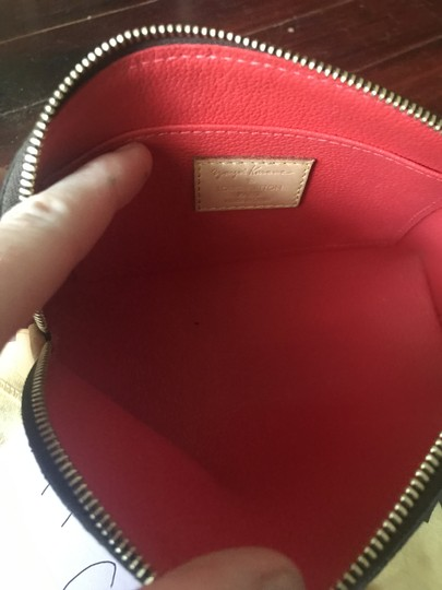 Louis Vuitton Brand New Louis Vuitton RARE Limited Edition Red Kusama Cosmetic Pouch Image 8