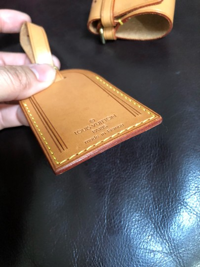 Louis Vuitton Large Name Tag and Poignet #5 Image 4