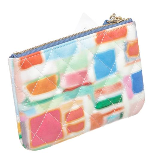 Chanel Multicolor Patent Coin Purse 493873 Image 5
