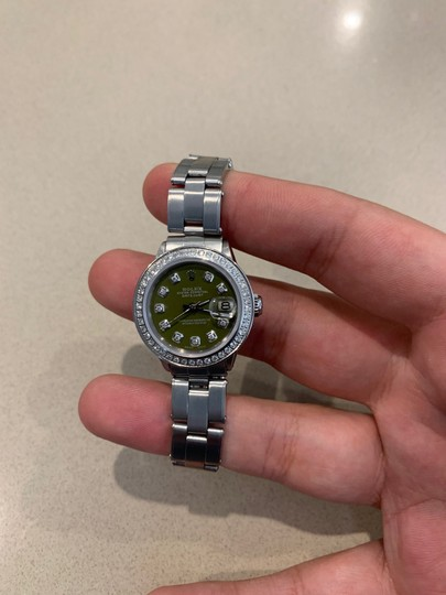 Rolex ladies Rolex Oyster Perpetual Datejust watch Image 1