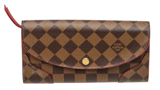 Preload https://img-static.tradesy.com/item/26155804/louis-vuitton-caissa-damier-ebene-and-cerise-493882-wallet-0-0-540-540.jpg