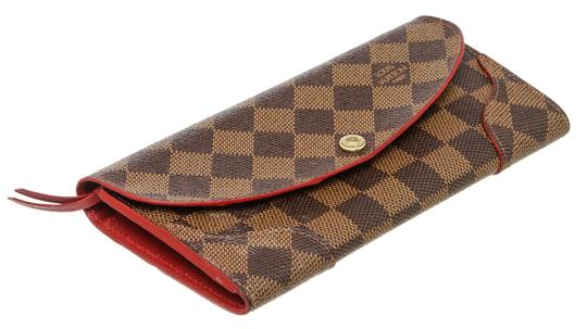 Louis Vuitton Damier Ebene and Cerise Caissa 493882 Image 7