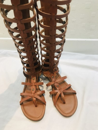 A. Giannetti brown Sandals Image 2