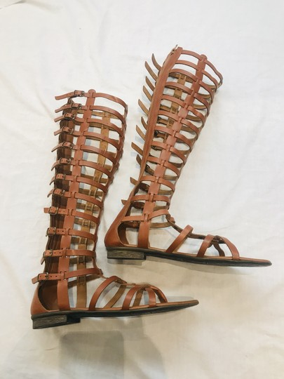 A. Giannetti brown Sandals Image 4