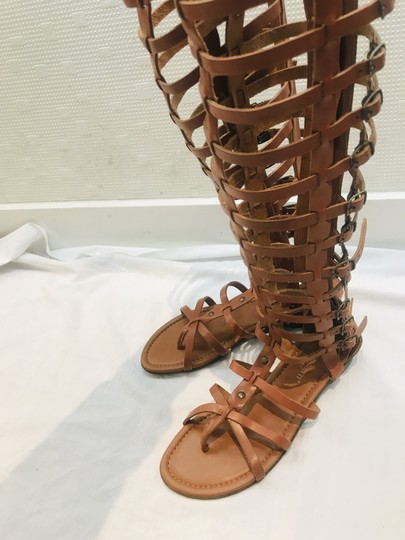 A. Giannetti brown Sandals Image 5