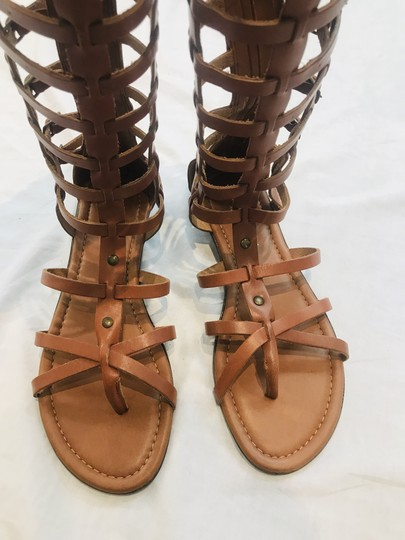A. Giannetti brown Sandals Image 9