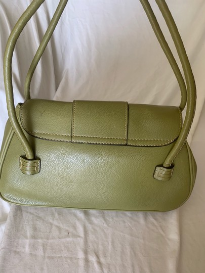 Tod's Satchel in lime green Image 1