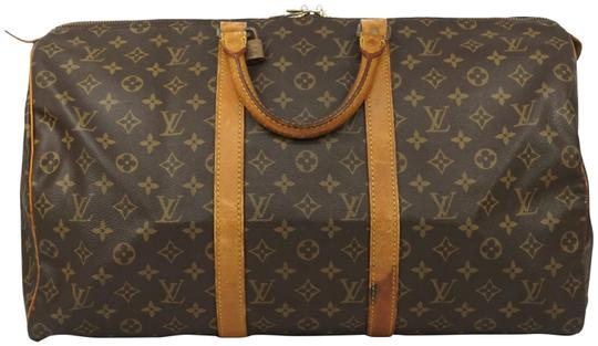 Preload https://img-static.tradesy.com/item/26155835/louis-vuitton-keepall-50-travel-1167l23-brown-tote-0-1-540-540.jpg
