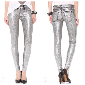 Wildfox Skinny Jeans-Coated