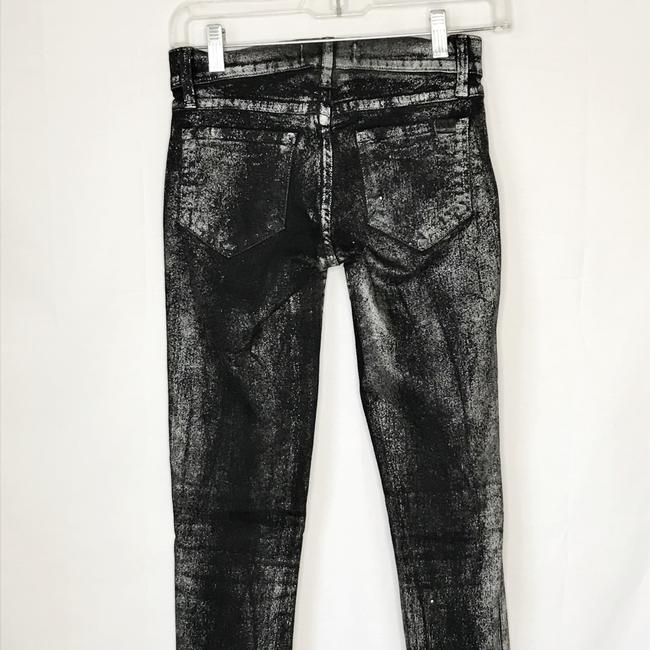 Wildfox Skinny Jeans-Coated Image 7