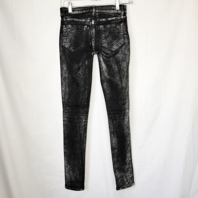 Wildfox Skinny Jeans-Coated Image 8