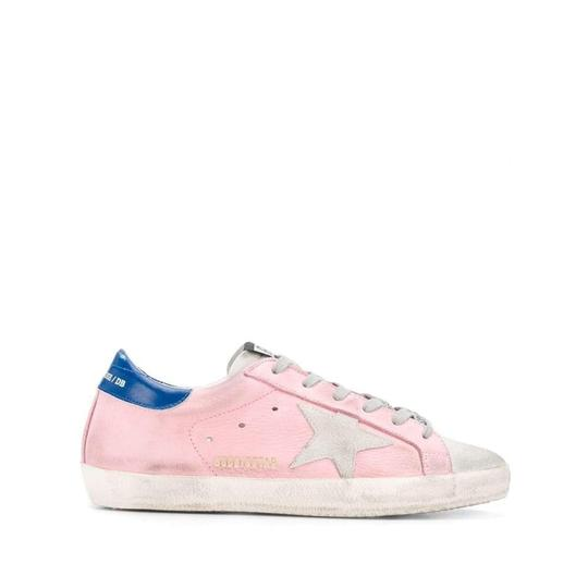 Golden Goose Deluxe Brand Sneakers G35ws590p77 Pink Athletic Image 0
