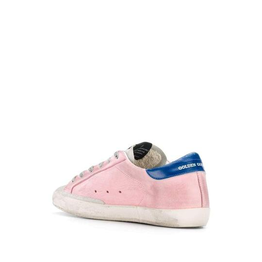Golden Goose Deluxe Brand Sneakers G35ws590p77 Pink Athletic Image 1