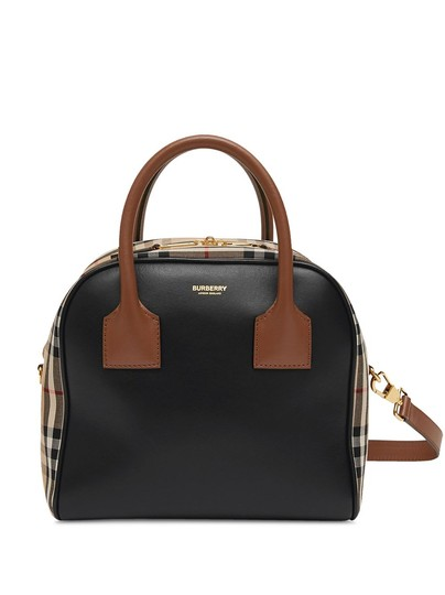Preload https://img-static.tradesy.com/item/26155893/burberry-small-and-vintage-check-cube-black-leather-shoulder-bag-0-0-540-540.jpg