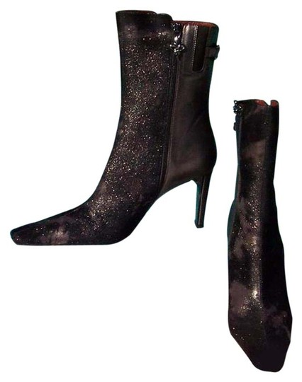 Preload https://img-static.tradesy.com/item/26155936/donald-j-pliner-pewter-couture-metallic-leather-hair-calf-new-chain-bootsbooties-size-us-8-regular-m-0-1-540-540.jpg