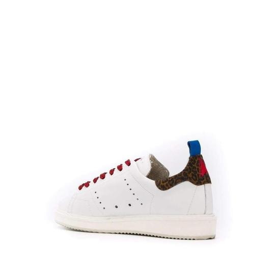 Golden Goose Deluxe Brand Sneakers G35ws631p8 White Athletic Image 1