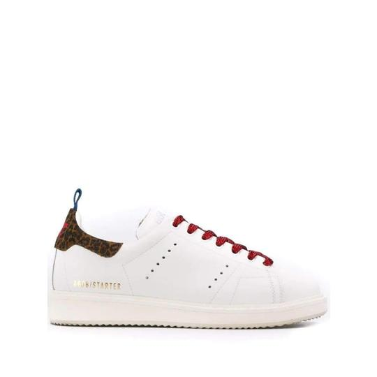 Golden Goose Deluxe Brand Sneakers G35ws631p8 White Athletic Image 0
