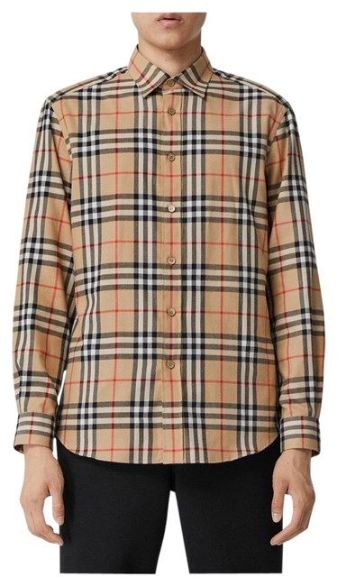 Preload https://img-static.tradesy.com/item/26155984/burberry-chambers-check-button-up-flannel-button-down-top-size-os-one-size-0-1-650-650.jpg