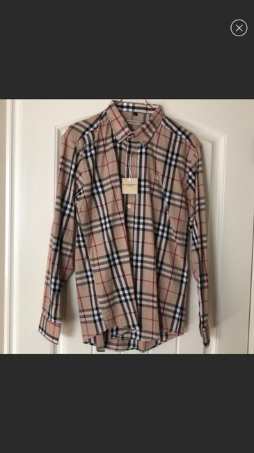Burberry Button Down Shirt Image 2