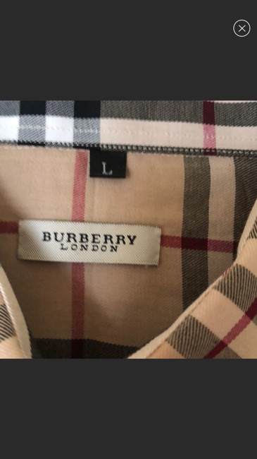 Burberry Button Down Shirt Image 5