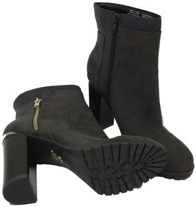 Juicy Couture CHARCOAL Boots