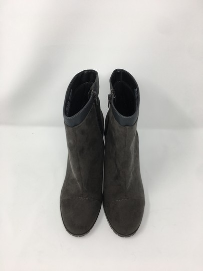 Juicy Couture CHARCOAL Boots Image 3