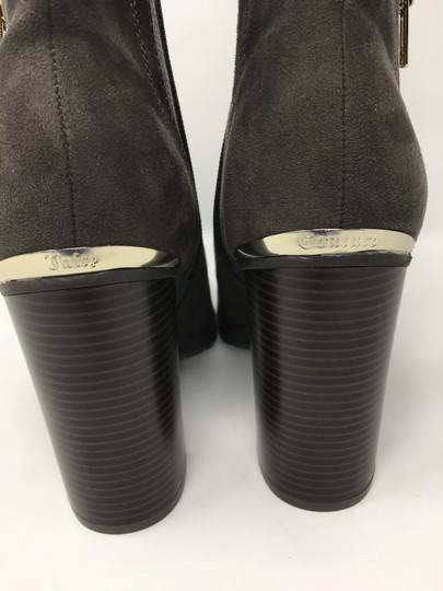 Juicy Couture CHARCOAL Boots Image 5