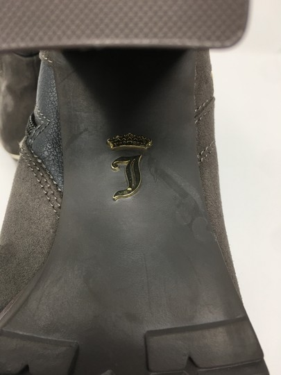 Juicy Couture CHARCOAL Boots Image 6