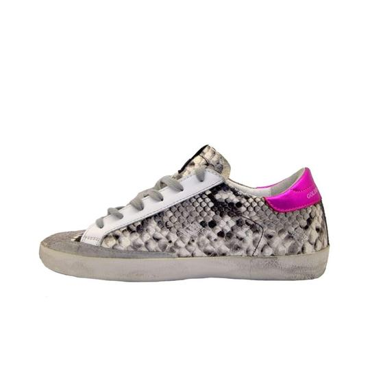 Golden Goose Deluxe Brand Sneakers G35ws590p41 Grey Athletic Image 1