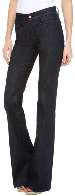 MiH Jeans Marrakesh Waist Flare Leg Jeans Image 0