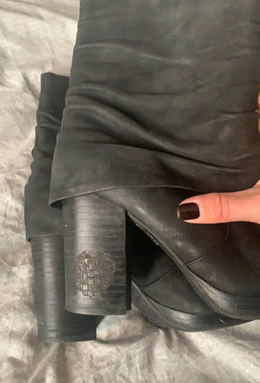 Vince Camuto black Boots Image 5
