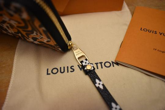 Louis Vuitton Limited Edition Jungle Monogram Zippy Coin Purse Wallet NEW IN BOX! Image 3