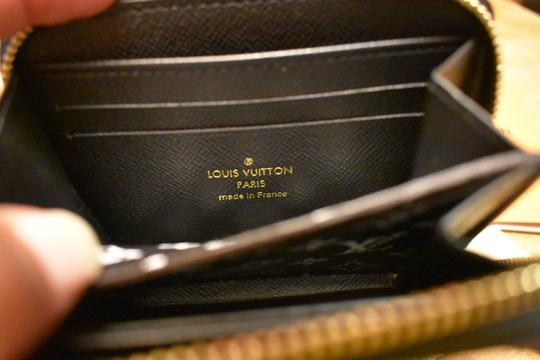Louis Vuitton Limited Edition Jungle Monogram Zippy Coin Purse Wallet NEW IN BOX! Image 9