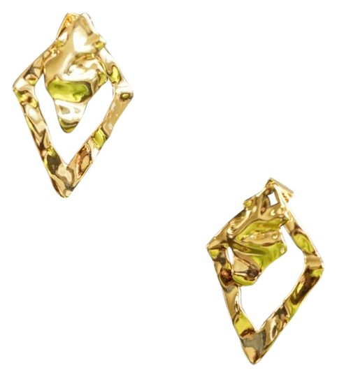Alexis Bittar Alexis Bitter Gold Earrings Image 0