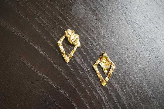 Alexis Bittar Alexis Bitter Gold Earrings Image 1