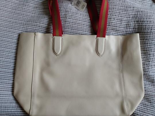 Coach Derby Large Tote in Chalk Rainbow Image 2