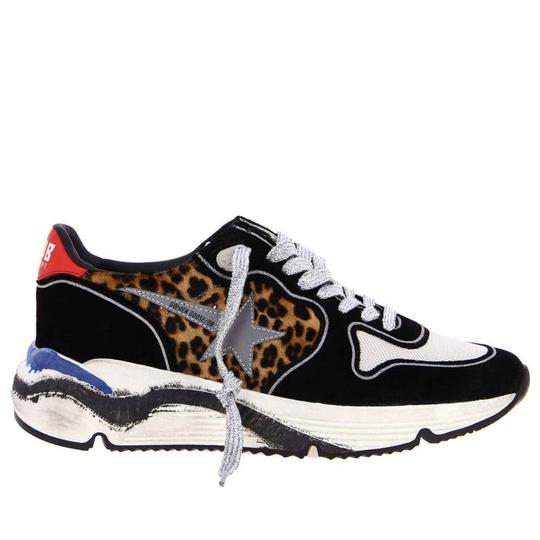 Golden Goose Deluxe Brand Sneakers G35ws963e2 Black Athletic Image 0