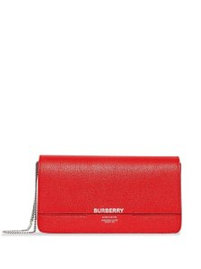 Burberry Chain Wallet Cross Body Bag
