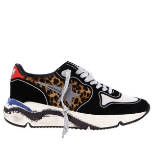Golden Goose Deluxe Brand Sneakers G35ws963e2 Black Athletic