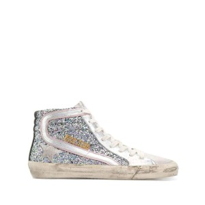 Golden Goose Deluxe Brand Sneakers G35ws595a38 Silver Athletic