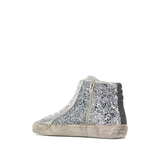 Golden Goose Deluxe Brand Sneakers G35ws595a38 Silver Athletic Image 1