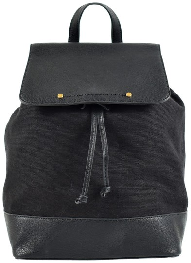 Preload https://img-static.tradesy.com/item/26156134/sole-society-dipia-black-canvas-backpack-0-1-540-540.jpg