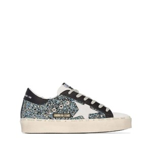Golden Goose Deluxe Brand Sneakers G35ws945h1 Silver Athletic