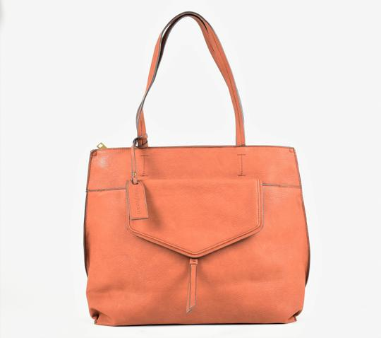 Sole Society Tote in Brown Image 1