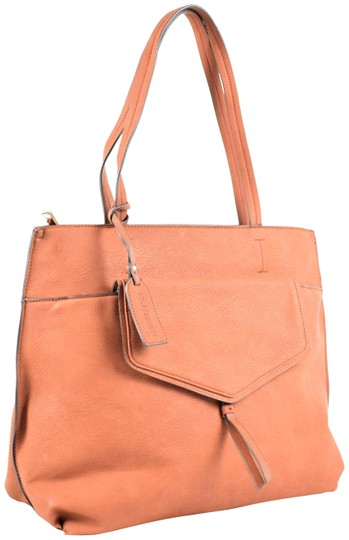 Sole Society Tote in Brown Image 2